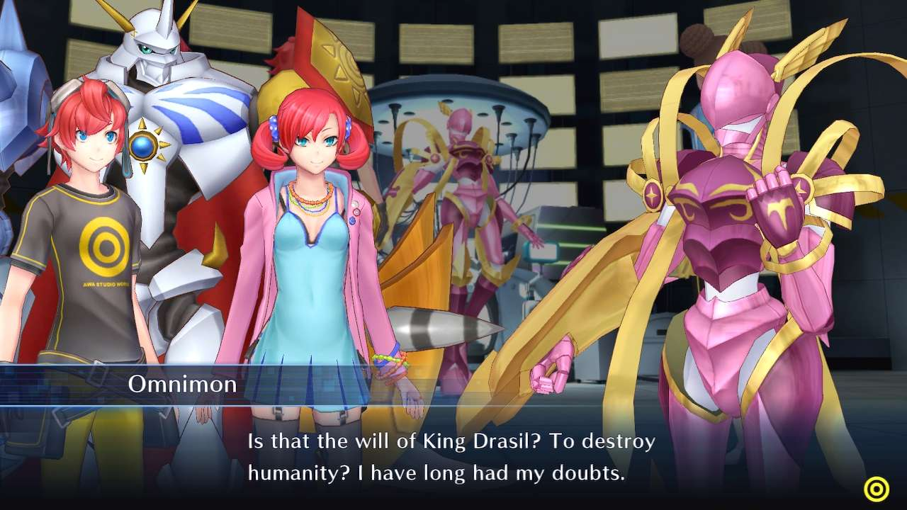 Digimon Story: Cyber Sleuth Complete Edition #5