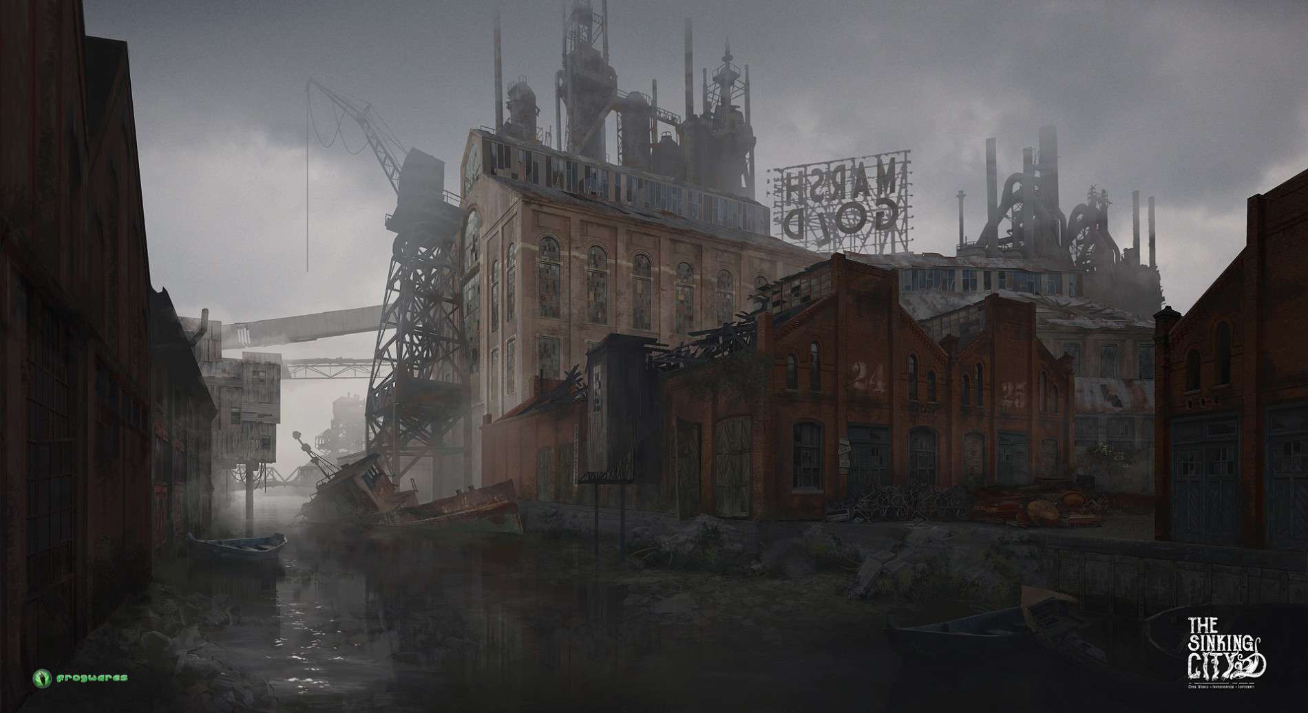 The Sinking City #2