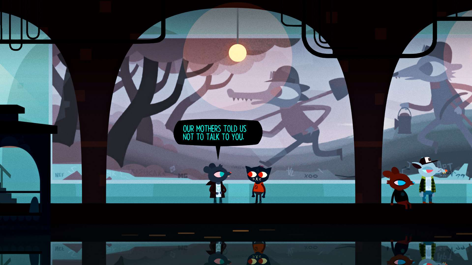Night in the Woods #8