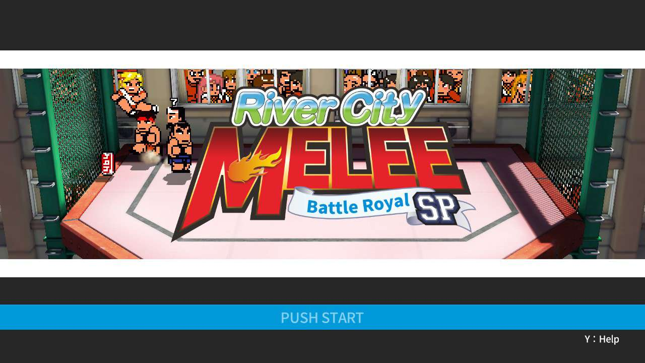 River City Melee: Battle Royal Special #8