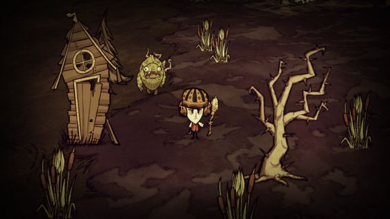 Don't Starve