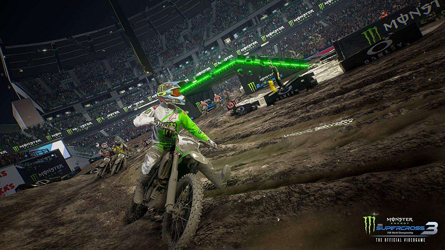 Monster Energy Supercross: The Official Videogame 3 #5