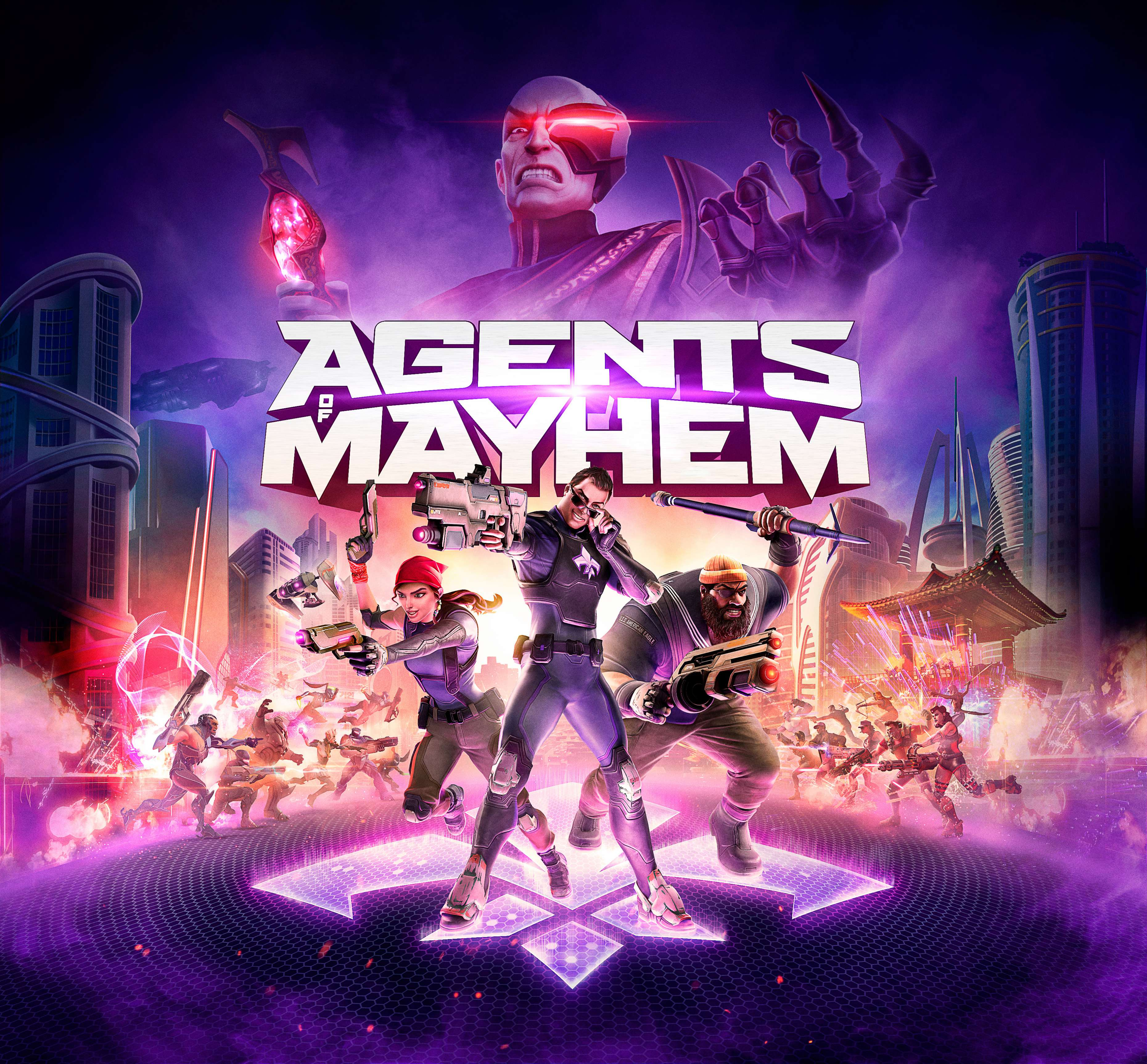 Agents of Mayhem #10
