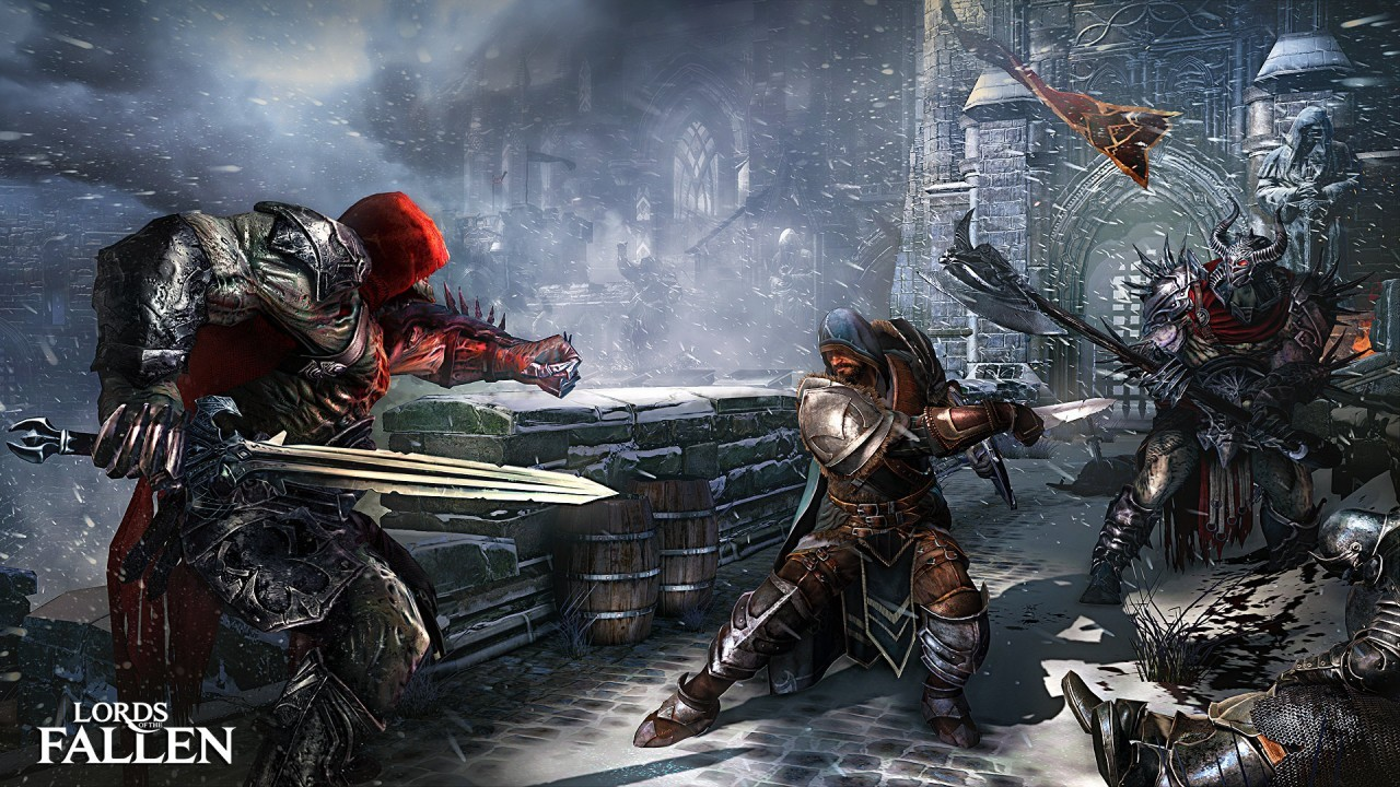 Lords of the Fallen #4