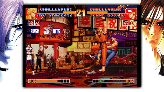 The King of Fighters '97: Global Match
