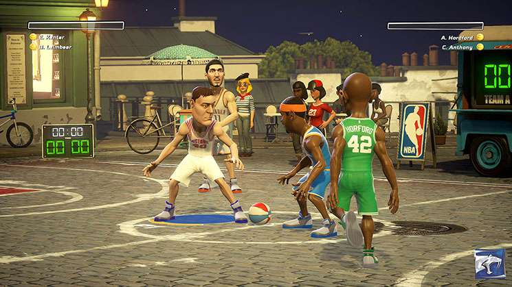 NBA Playgrounds #7