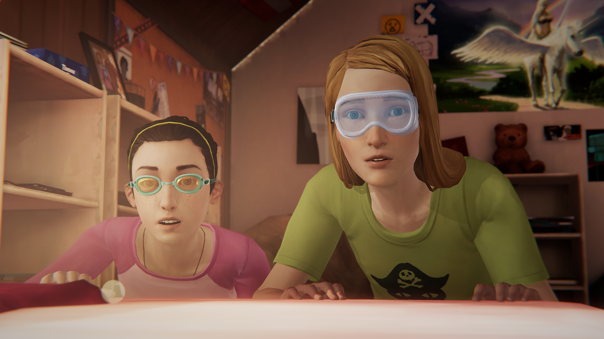 Life is Strange: Before the Storm #49