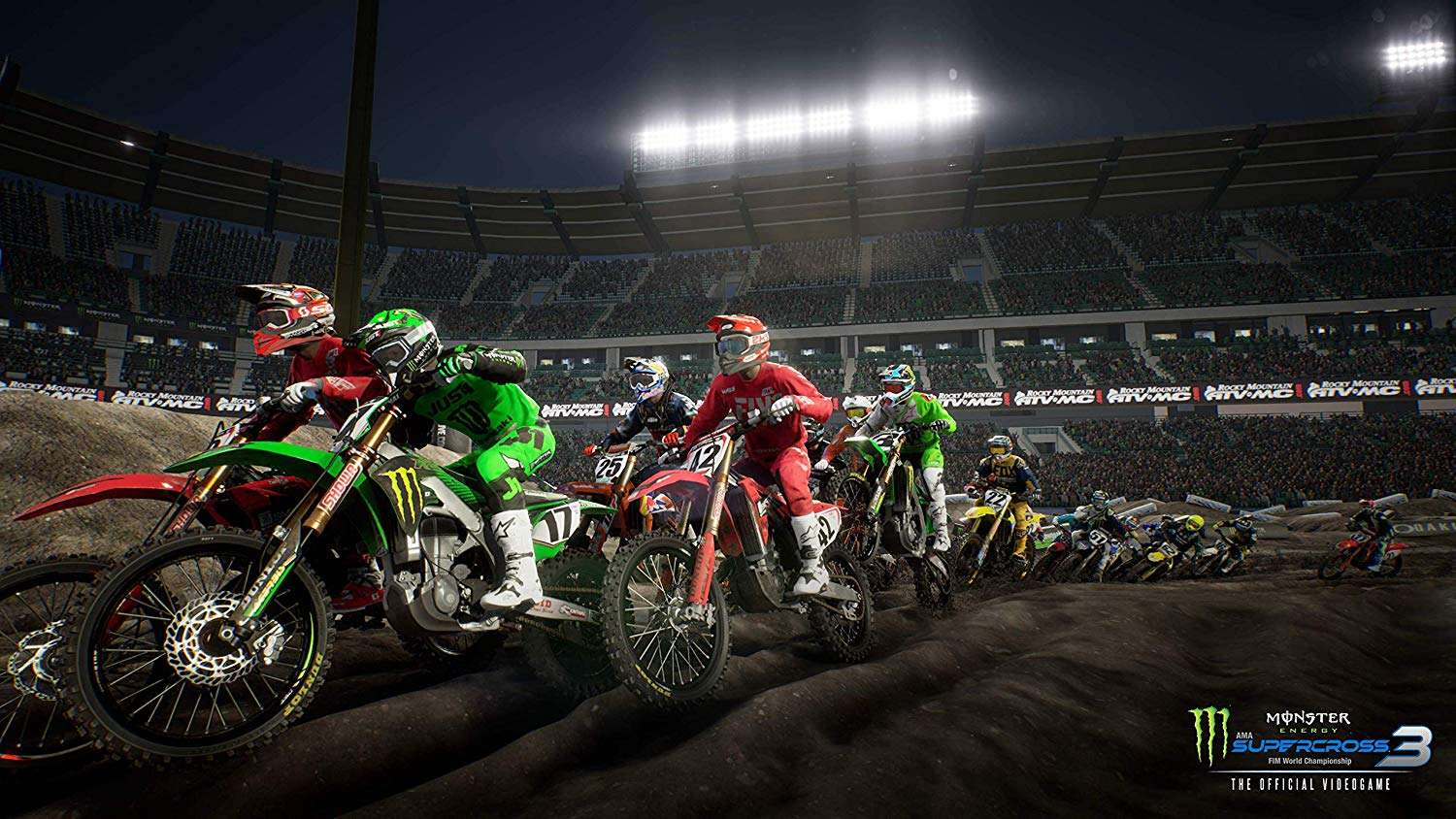 Monster Energy Supercross: The Official Videogame 3 #7