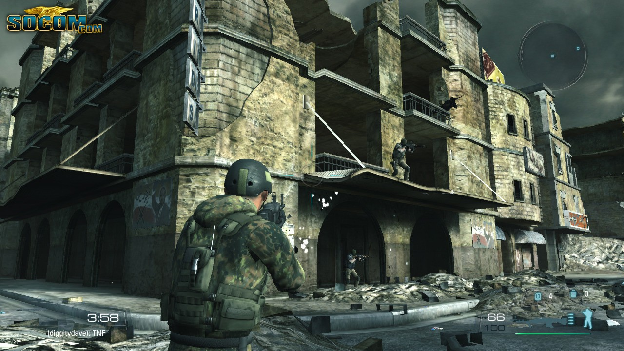 SOCOM Confrontation #3