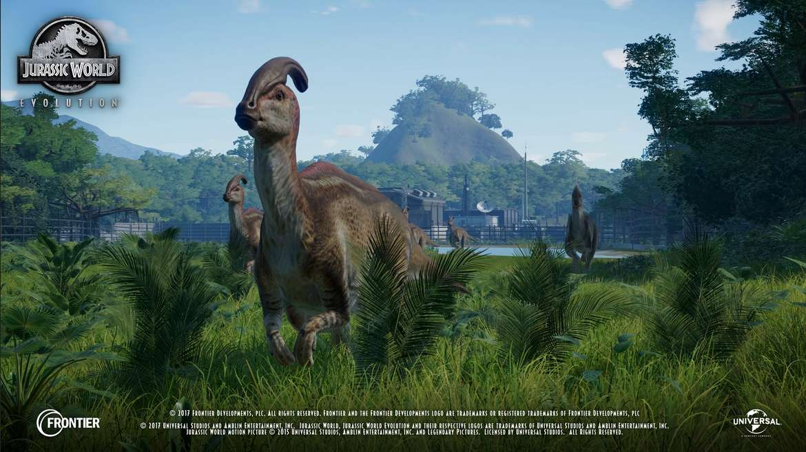 Jurassic World Evolution #5