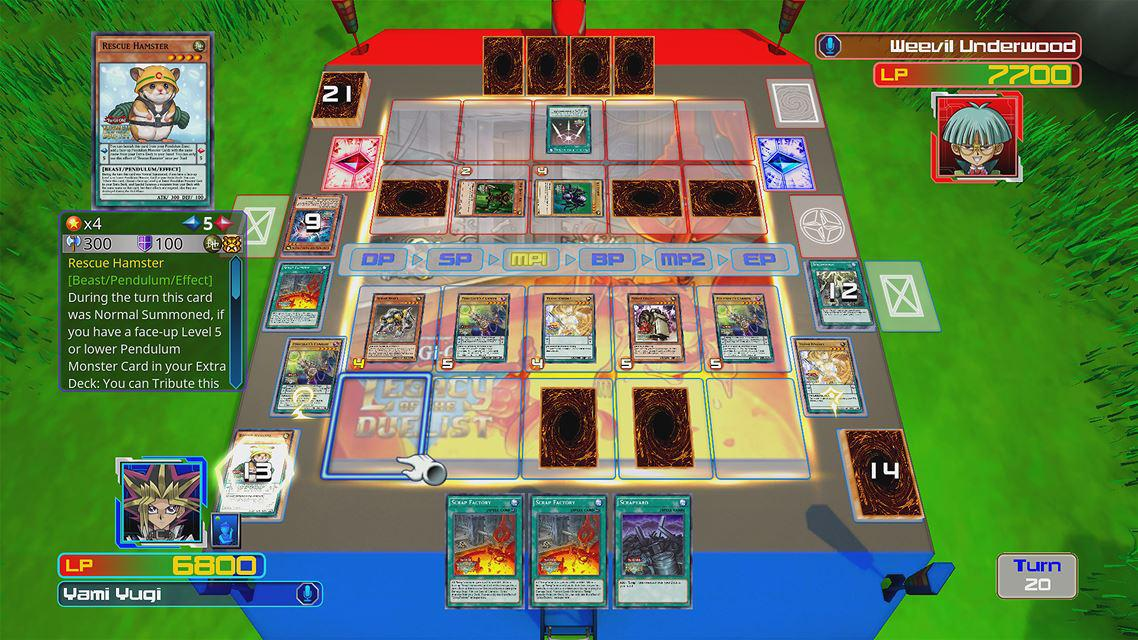 Yu-Gi-Oh! Legacy of the Duelist #8