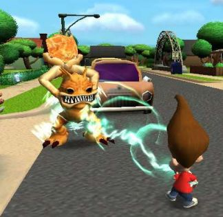 The Adventures of Jimmy Neutron Boy Genius: Attack of the Twonkies