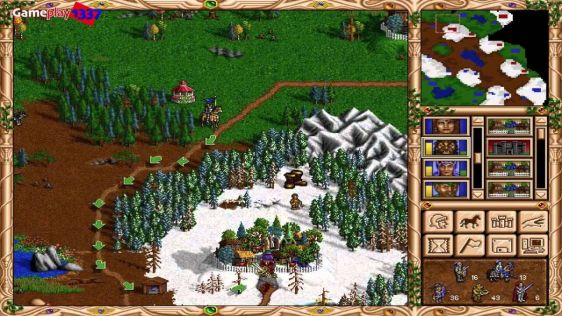 Heroes of Might & Magic II: Succession Wars