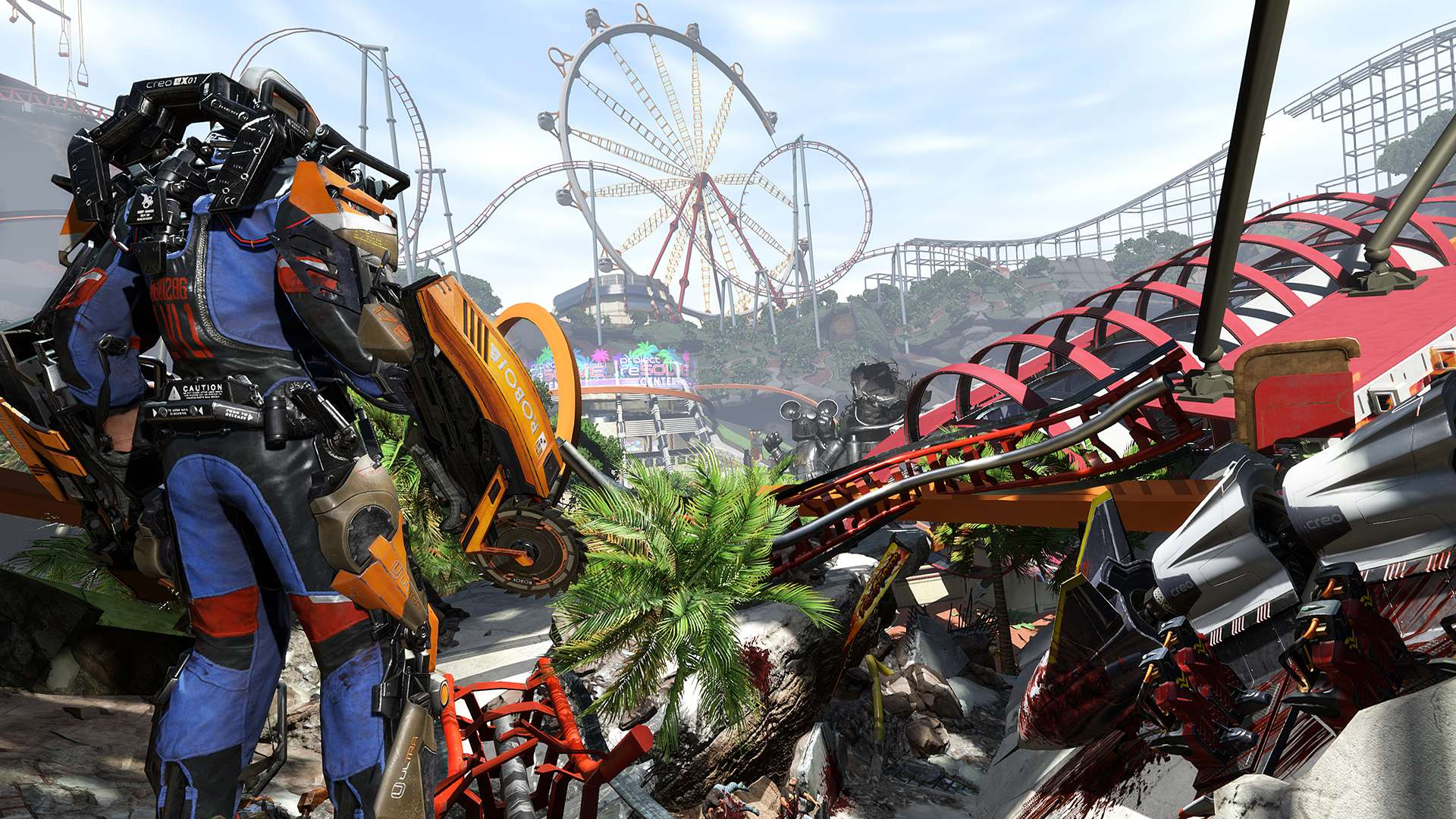 The Surge: A Walk in the Park #4