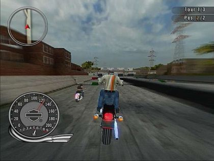 Harley-Davidson Motorcycles: Race to the Rally