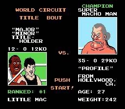 Mike Tyson's Punch-Out!! #4