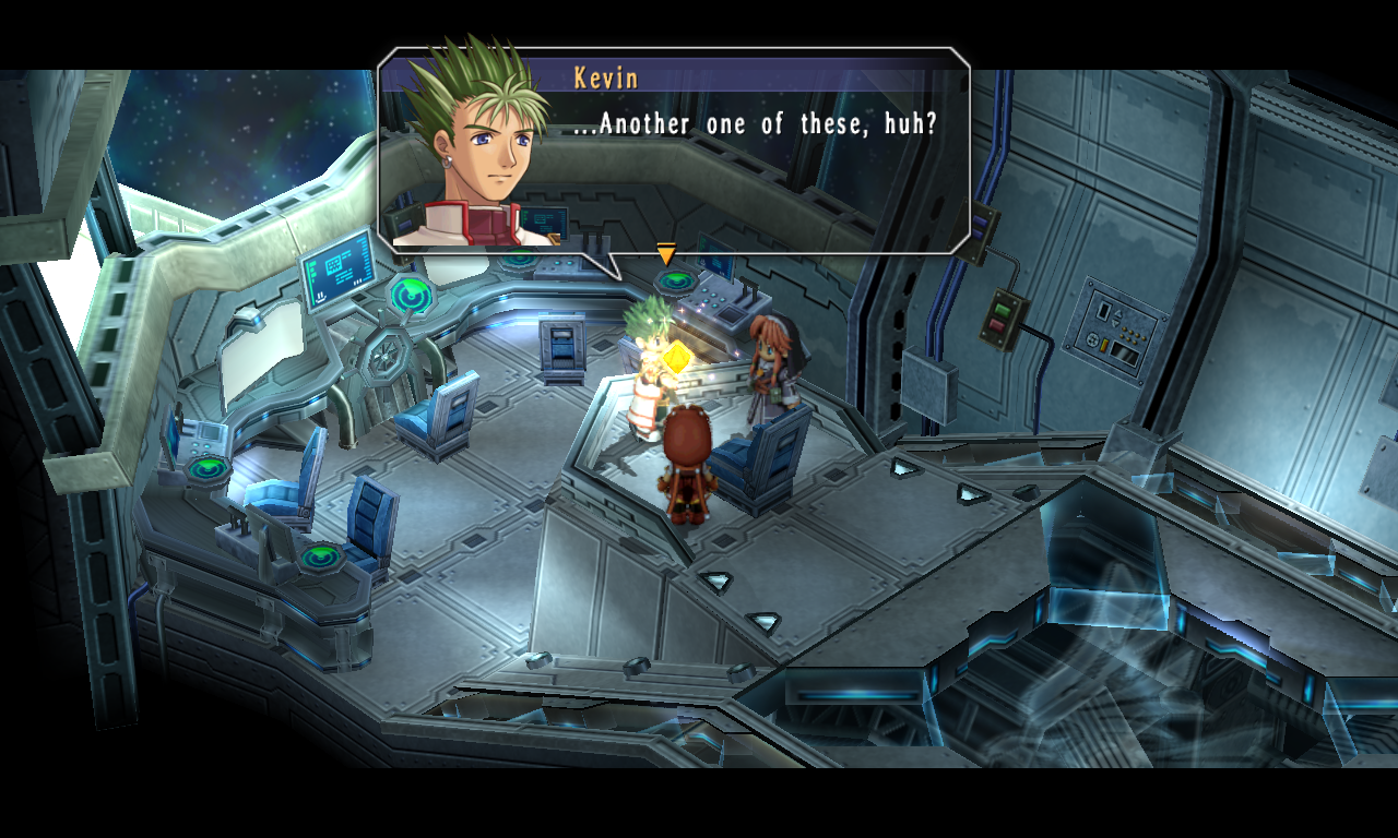 The Legend of Heroes: Trails in the Sky the 3rd #1
