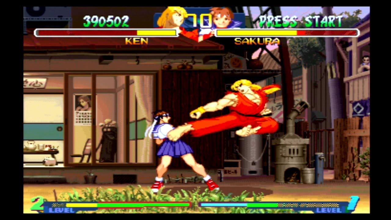 Street Fighter Alpha 2 #4