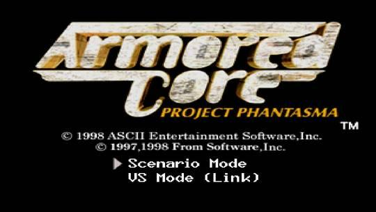 Armored Core: Project Phantasma #2