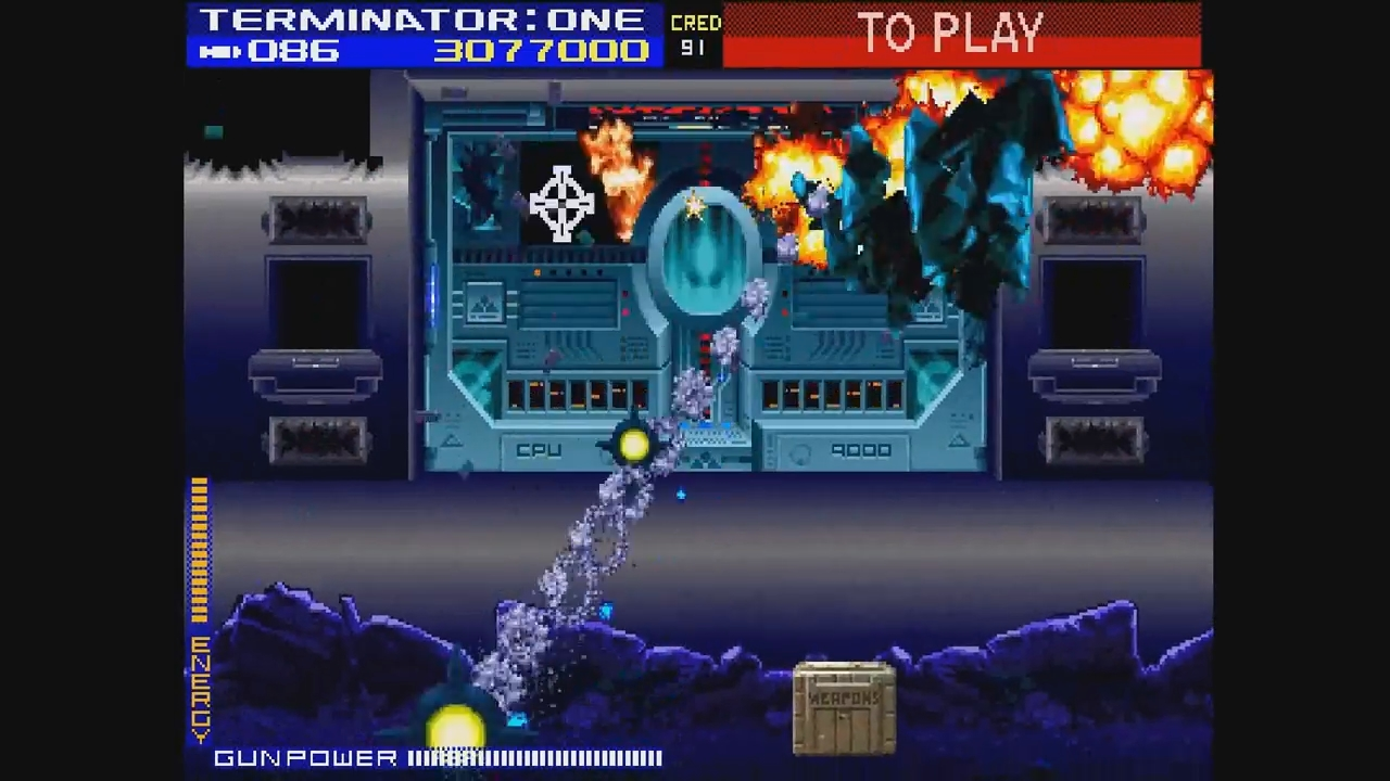 T2: The Arcade Game #6