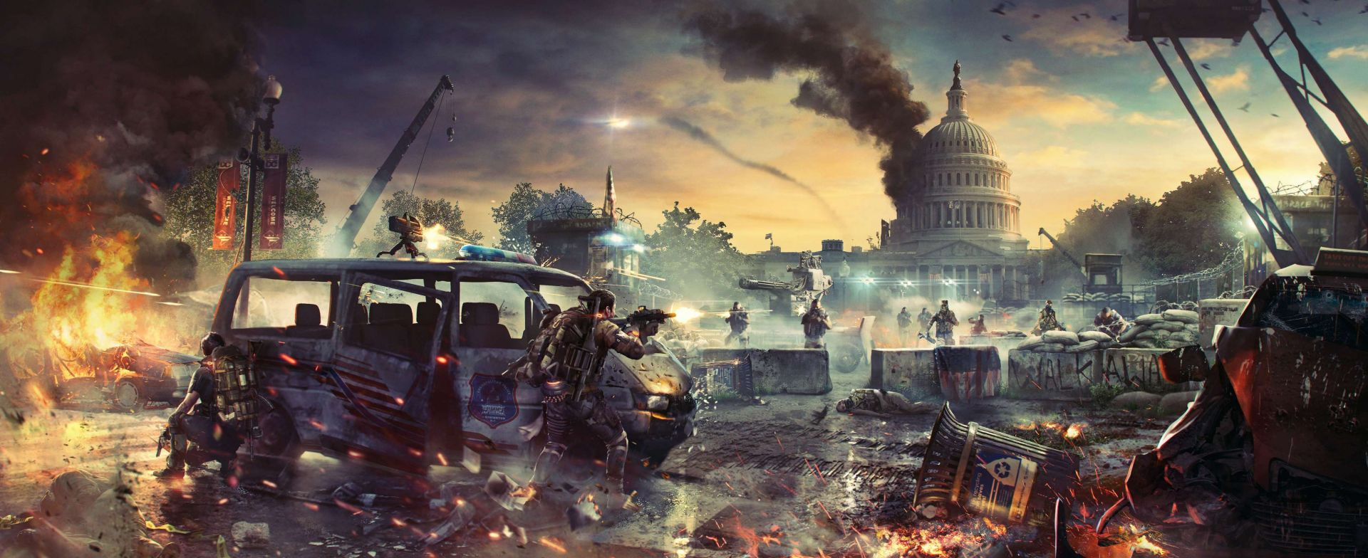 Tom Clancy's The Division 2 #8