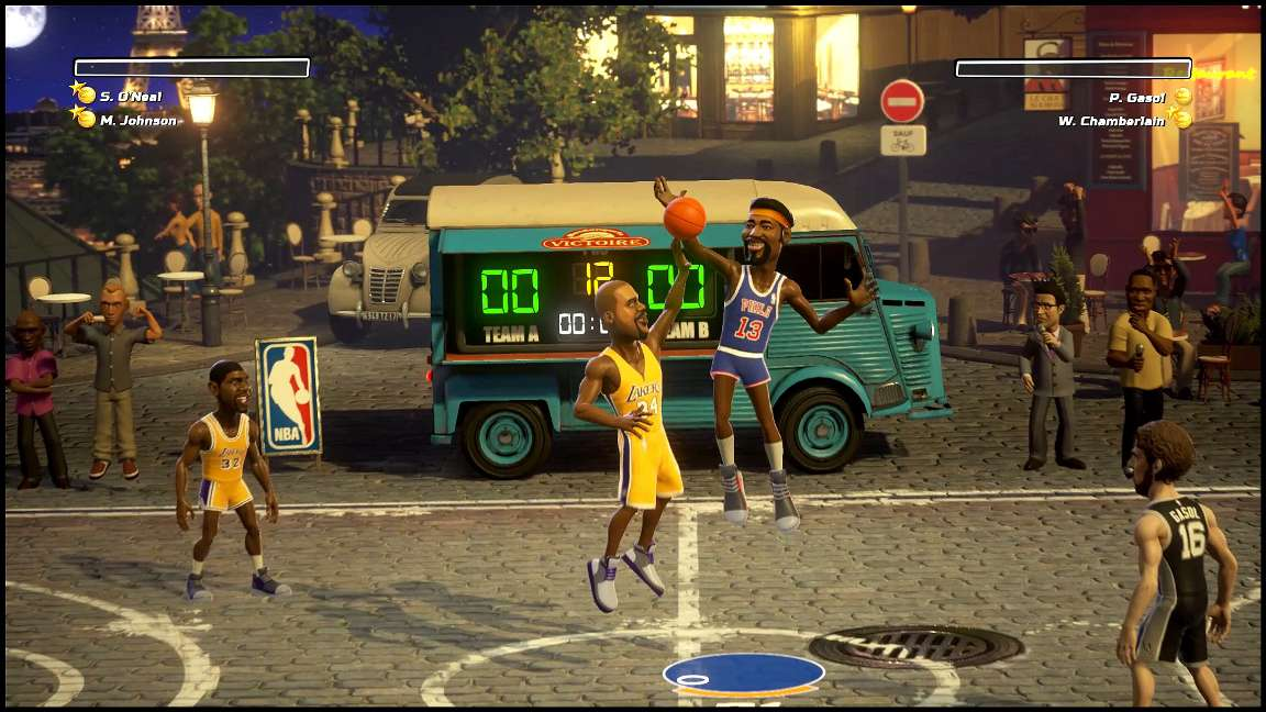 NBA Playgrounds #3