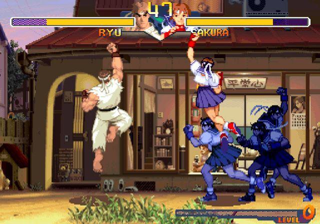 Street Fighter Alpha 2 #6