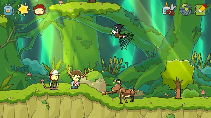 Scribblenauts Unlimited #6