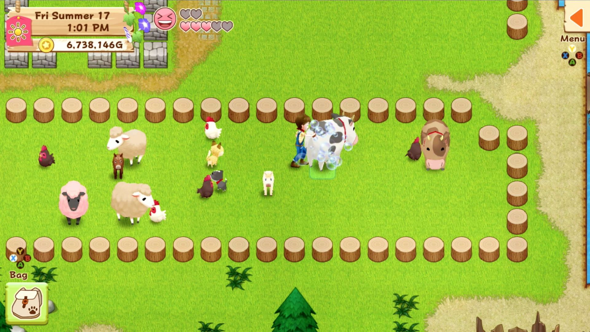 Harvest Moon: Light of Hope #5