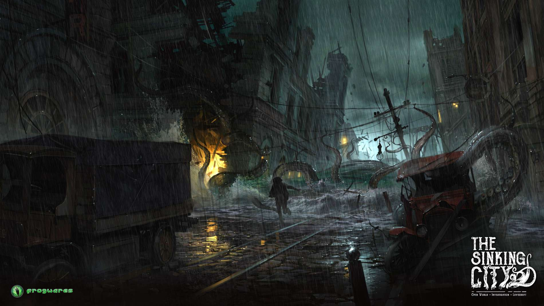 The Sinking City #7