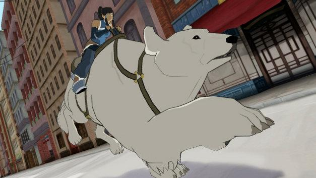 The Legend of Korra #6