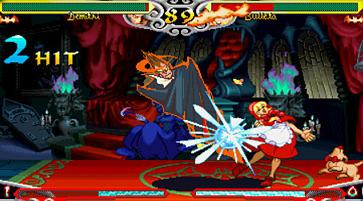 Darkstalkers Chronicle: The Chaos Tower #5