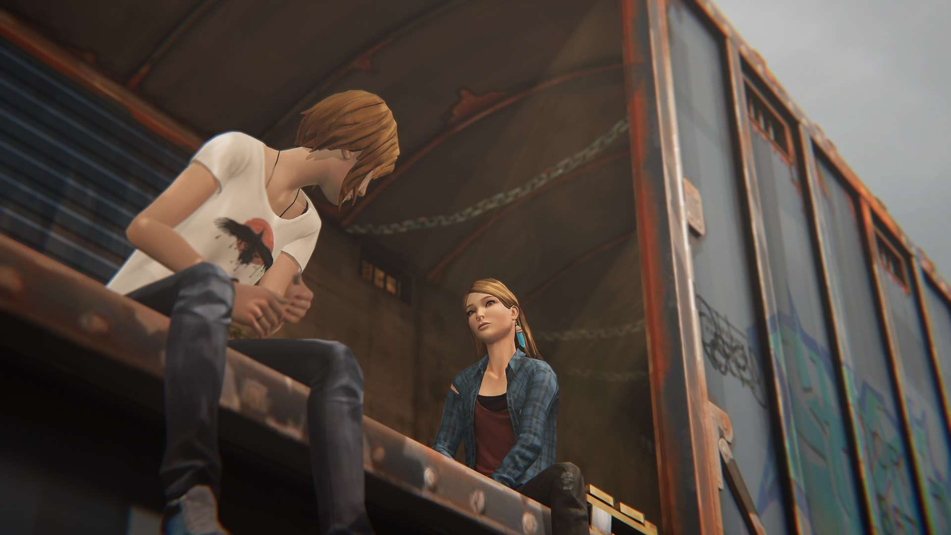 Life is Strange: Before the Storm #37