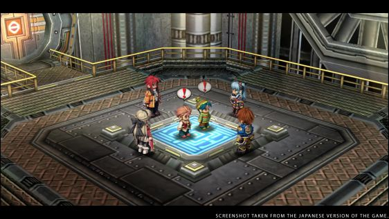 The Legend of Heroes: Trails from Zero