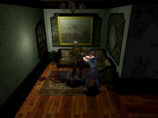 Resident Evil: Director's Cut - Dual Shock Ver. #2