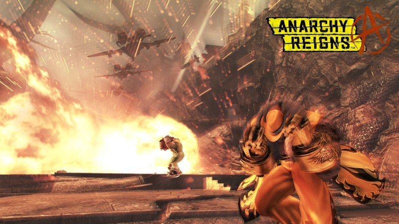 Anarchy Reigns #11