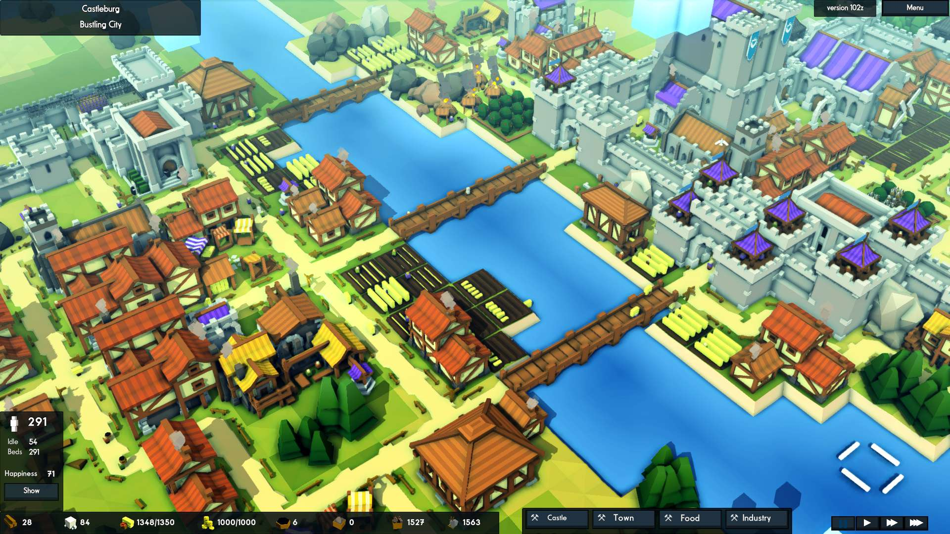 Kingdoms and Castles #4