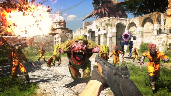 Serious Sam 4 Digital Deluxe