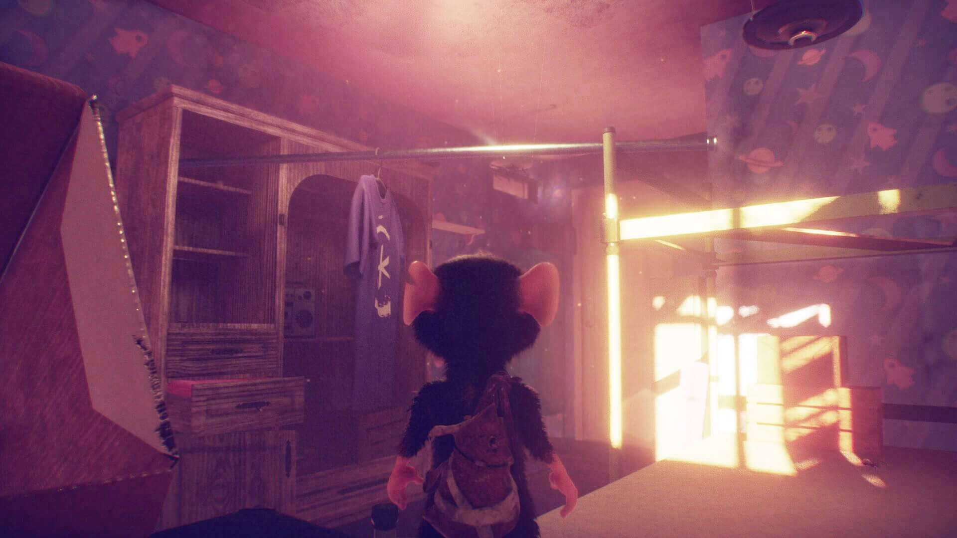 A Rat's Quest: The Way Back Home #5