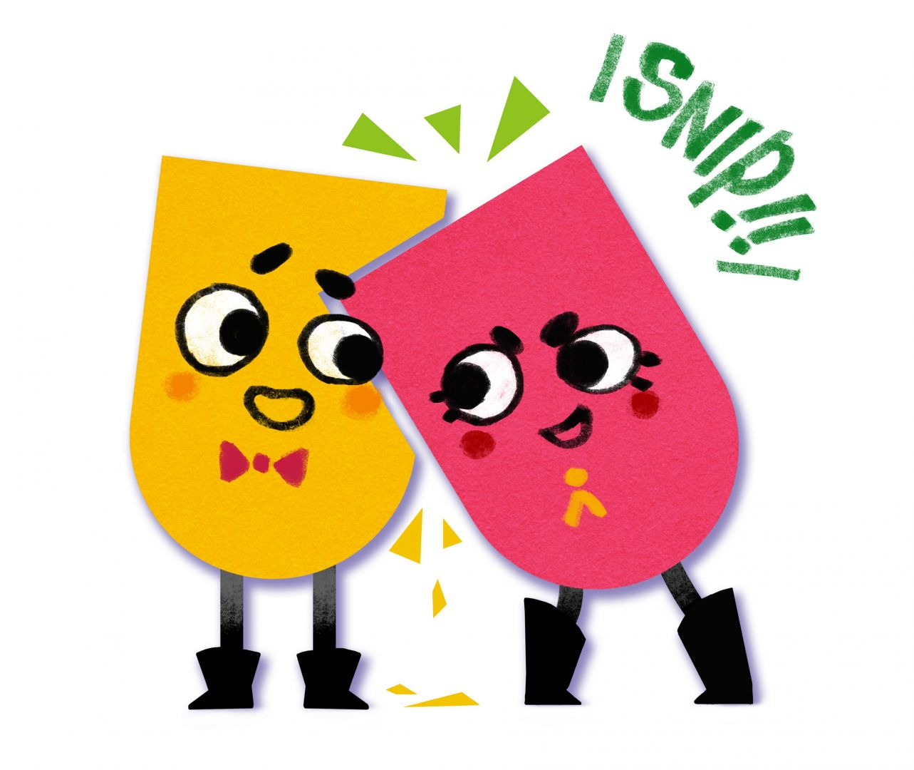 Snipperclips: Cut it out, together! #2