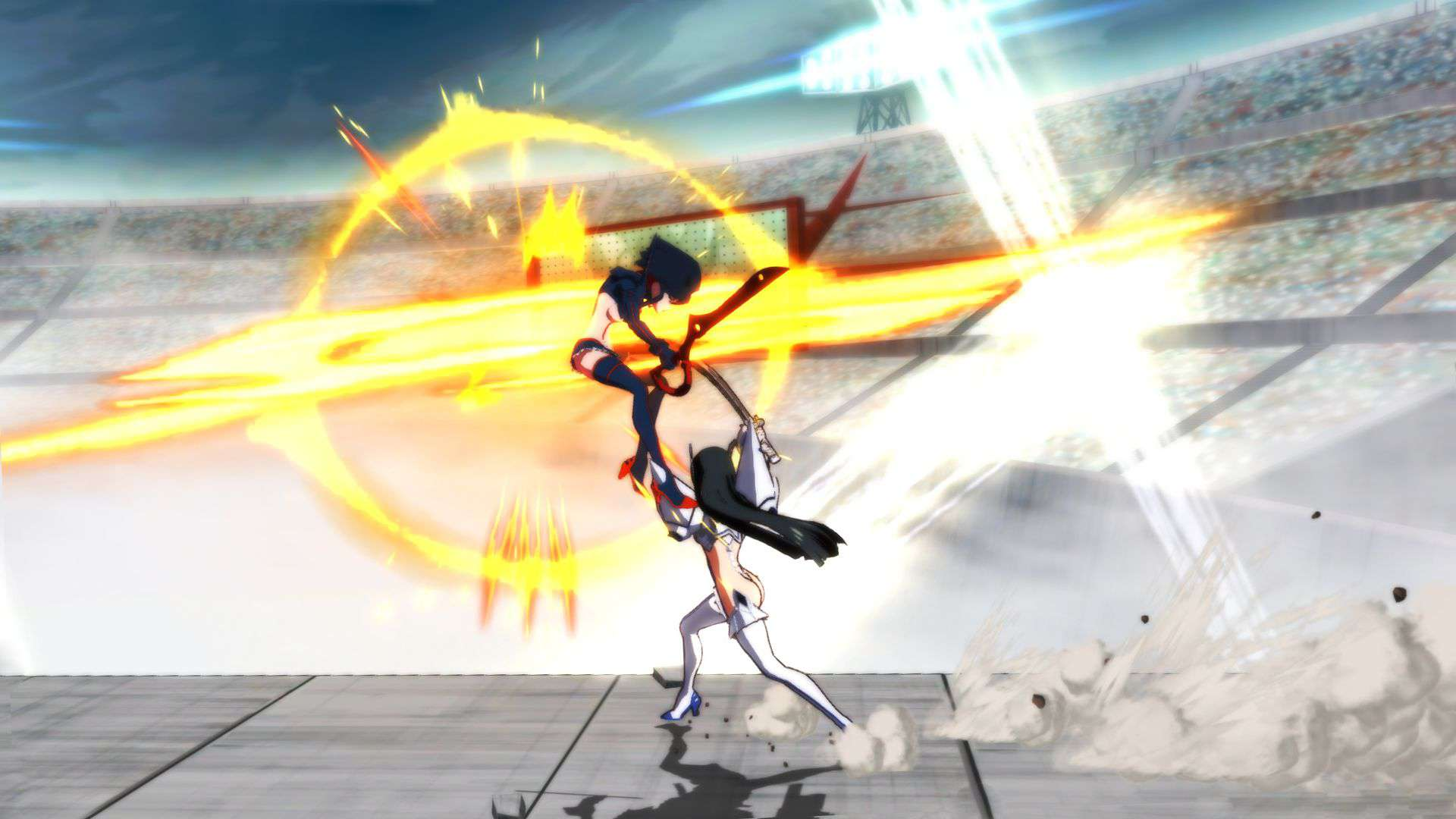 Kill la Kill the Game: IF #4