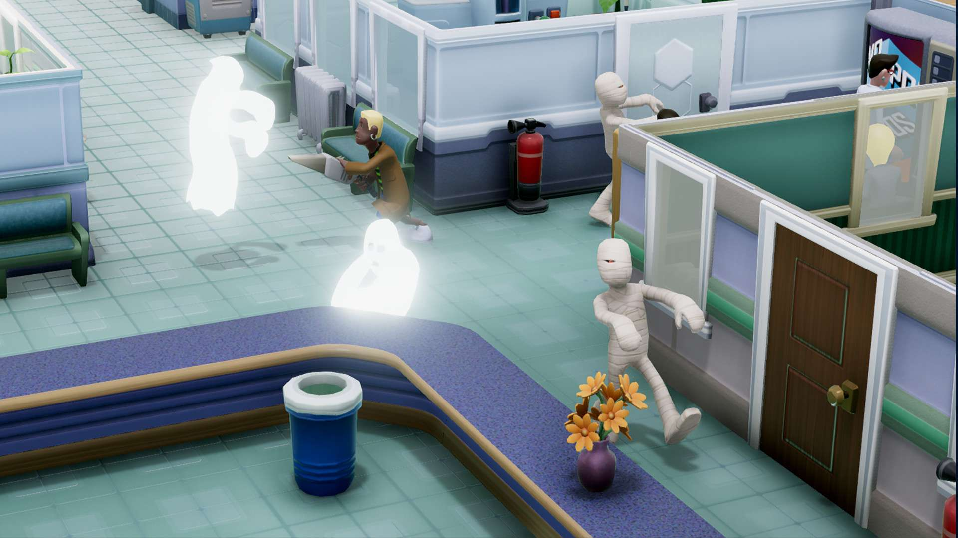 Two Point Hospital #5