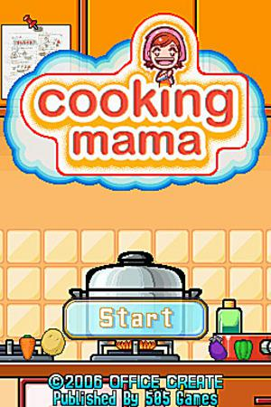 Cooking Mama #1