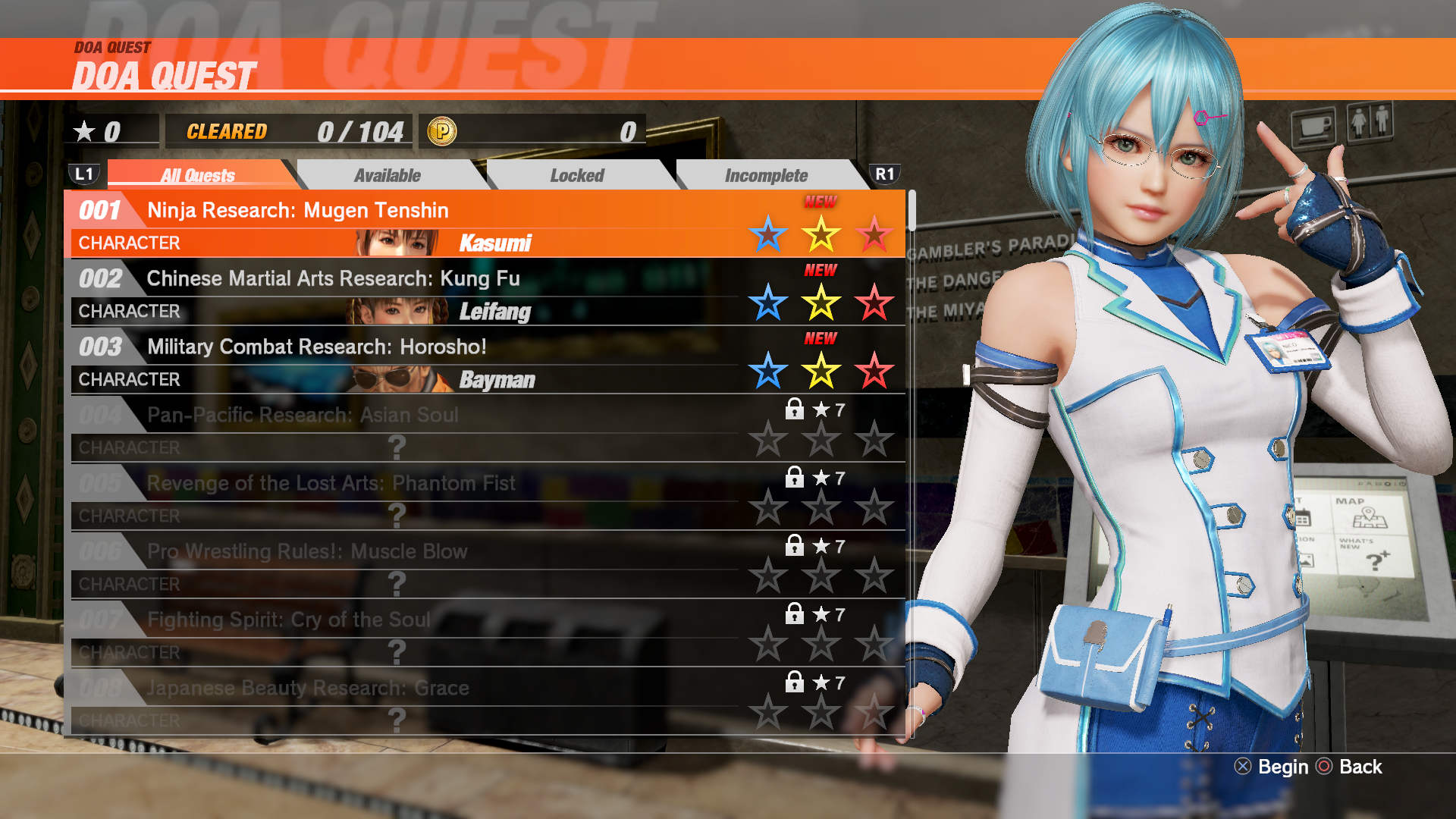 Dead or Alive 6 #20