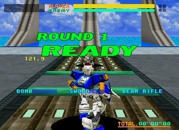 Cyber Troopers Virtual On #5