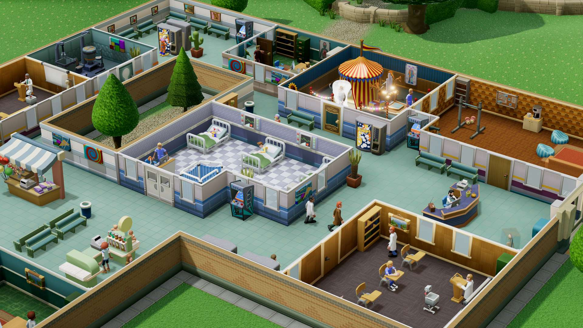 Two Point Hospital #8