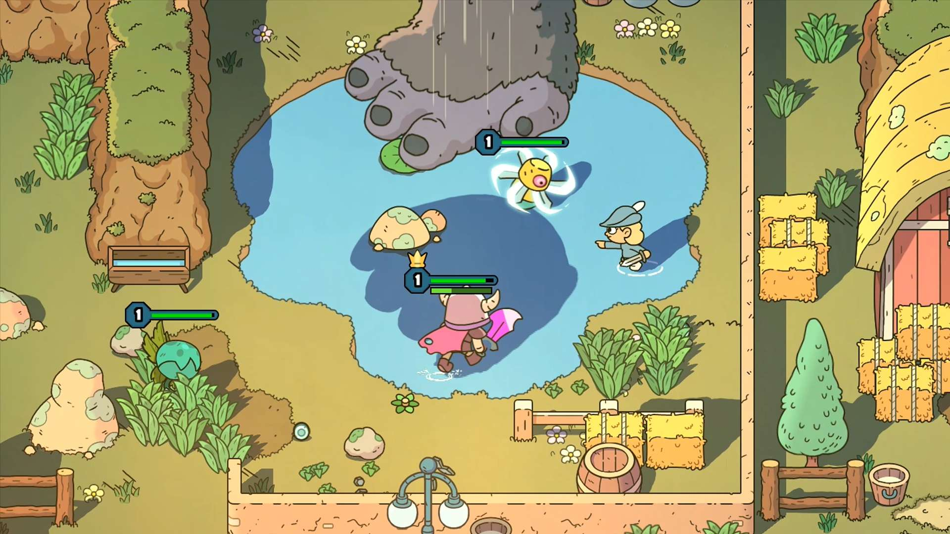 The Swords of Ditto #1