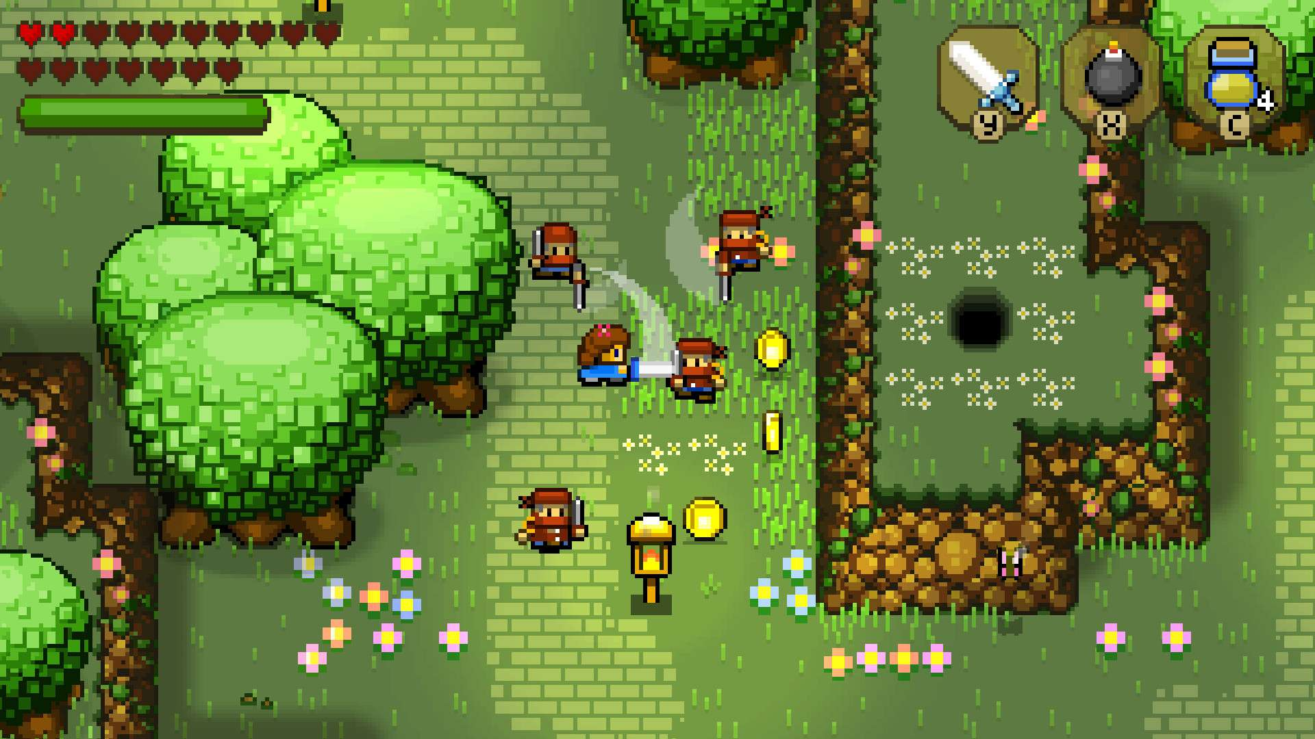 Blossom Tales: The Sleeping King #2