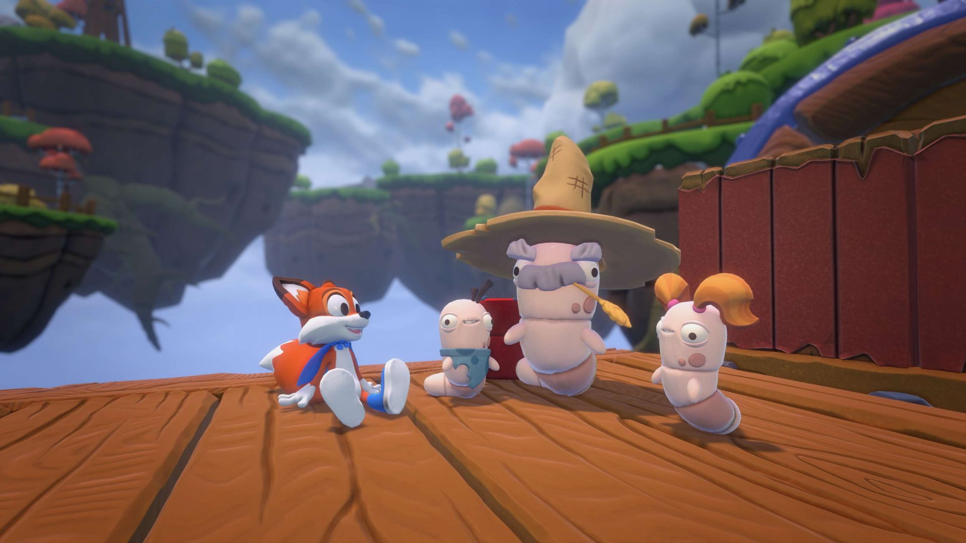 Super Lucky's Tale #6