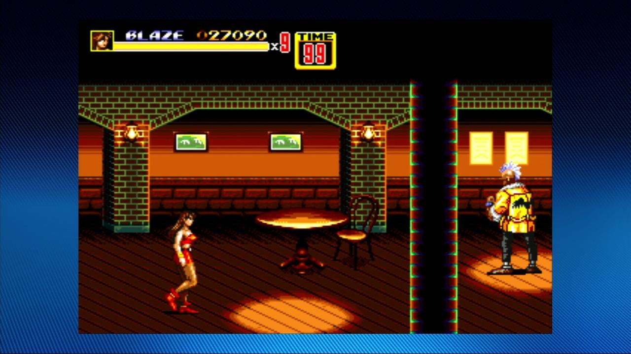 Streets of Rage 2 #4